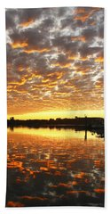Spectacular Mazatlan Sunset Hand Towel