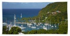 St Lucia Bath Towel
