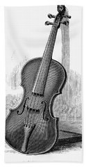 Stainer Violin Hand Towel