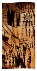 Bath Towel featuring the photograph Stand Tall by Vicki Pelham
