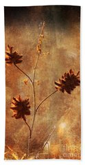 Still Standing Hand Towel by Alyce Taylor
