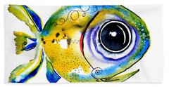 Stout Lookout Fish Bath Towel