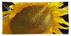 Sun Flower Hand Towel