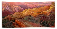 Sunset Grand Canyon Hand Towel