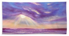 Sunset Spectacular Hand Towel