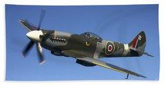 Supermarine Spitfire Mk. Xviii Fighter Hand Towel