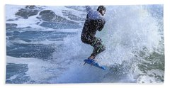 Surfer Hand Towel