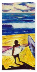 Surf's Up Bath Towel