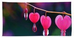 Sweet Hearts Hand Towel