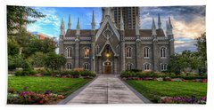 Temple Square Assembly Hall Hand Towel