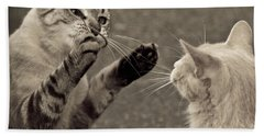That Mouse Was This Big Hand Towel by Kim Henderson