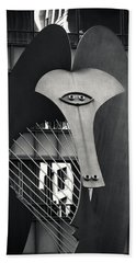 The Chicago Picasso Hand Towel