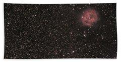 The Cocoon Nebula Hand Towel