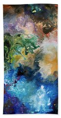 The Great Diversity Hand Towel by Sally Trace