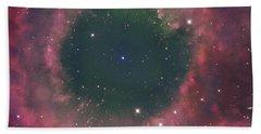 The Helix Nebula Hand Towel