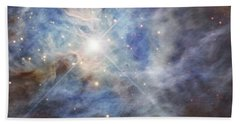 The Iris Nebula Hand Towel