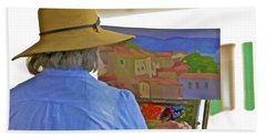 The Painter Bath Towel