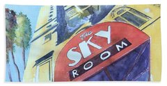 The Sky Room Hand Towel