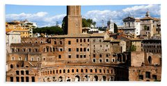 Trajan's Market  Hand Towel