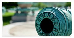 Trophy Point Cannon Hand Towel