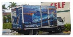 Truck Wraps Hand Towel