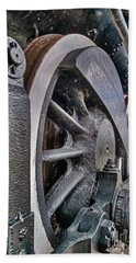 Wheels Of Steel Bath Towel