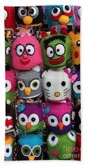 Whimsical Beanies - 5d18008 Hand Towel