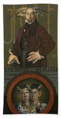 Willie Von Goethegrupf Hand Towel