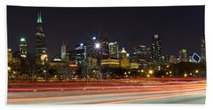 Windy City Fast Lane Bath Towel