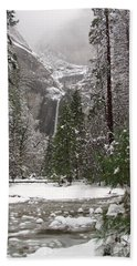 Wonderland Yosemite Hand Towel by Heidi Smith