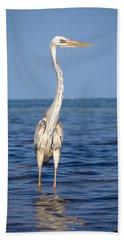 Wurdemann's Heron Hand Towel