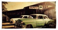 Zephyr Bath Towel