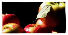 Apple Season Bath Towel