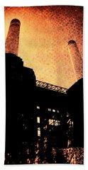 Battersea Power Station Hand Towel