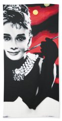 - Breakfast At Tiffannys -  Hand Towel