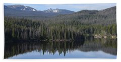 Chambers Lake Hwy 14 Co Hand Towel