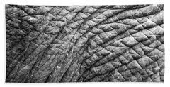 Elephant Skin Bath Towel by Michelle Meenawong