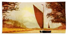 The Wherry Albion Hand Towel