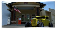 1932 Ford Coupe Hand Towel