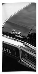 1970 Chevrolet Chevelle Ss 396 Hand Towel