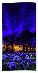 Hand Towel featuring the photograph 4413 by Peter Holme III