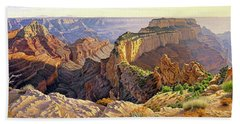 Afternoon-north Rim Hand Towel