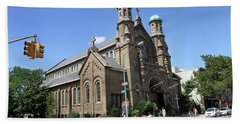 All Saints Episcopal Church Hand Towel