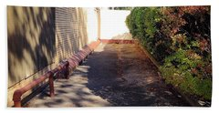 Alley To Nowhere Bath Towel