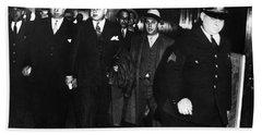 Alphonse Capone (1899-1947) Hand Towel