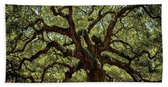 Angel Oak Hand Towel