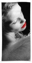Bath Towel featuring the photograph Angel by Sotiris Filippou