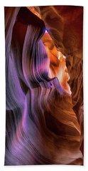 Antelope Canyon #6 Bath Towel