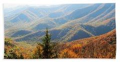 Appalachian Autumn Hand Towel