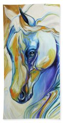 Arabian Abstract Bath Towel